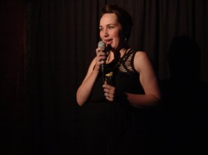 Genevieve Rice Performing